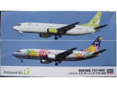 HASEGAWA 長谷川 Solaseed Air B737-400 Combo 1/200 NO.10694