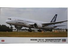 "HASEGAWA 長谷川 Boeing 787-8 ""Demonstrator"" 1/200 NO.10697"