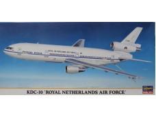 HASEGAWA 長谷川 KDC-10 ROYAL NETHERLANDS AIR FORCE 1/200 NO.10645