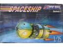 NU-BEE SPACESHIP 1/25 NO.NB209