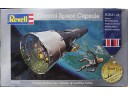 REVELL Gemini Space Capsule 1/24 NO.00028