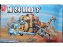 AMT Mil Mi-24 Hind-F 1/72 NO.8854