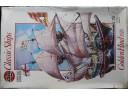AIRFIX Classic Ships Golden Hind 1578 1/72 NO.09258