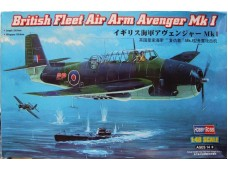 HOBBY BOSS British Fleet Air Arm Avenger Mk.1 NO.80331