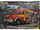 REVELL Mercedes-Benz Atego 1529 AF Schlingmann HLF 20/16 1/24 NO.07525