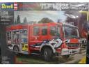 REVELL Mercedes-Benz Atego 1529 AF Schlingmann TLF 16/25 1/24 NO.07586