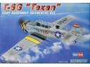 "HOBBY BOSS 美國T-6G""德克薩斯""教練機 1/72 NO.80233"