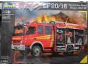 REVELL Mercedes-Benz Atego 1529 AF Schlingmann LF20/16 1/24 NO.07404