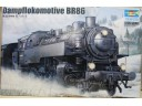 TRUMPETER 小號手 Dampflokomotive BR86 1/35 NO.00217