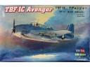 HOBBY BOSS TBF-1C Avenger NO.80314