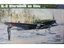 HOBBY BOSS IL-2 Sturmovik on Skis NO.83202