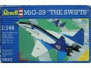 "REVELL MiG-29 ""The Swifts"" 1/144 NO.04007"
