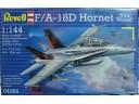 """REVELL F/A-18D Hornet """"Wild Weasel"""" 1/144 NO.04064"""