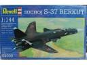 REVELL Russian Suchoi S-37 Berkut 1/144 NO.04000