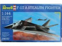 REVELL F-117A Stealth Fighter 1/144 NO.04037