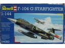 REVELL F-104 G Starfighter 1/144 NO.04060