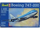 REVELL Boeing 747-200 1/450 NO.03999