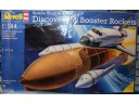 REVELL Space Shuttle Discovery & Booster 1/144 NO.04736