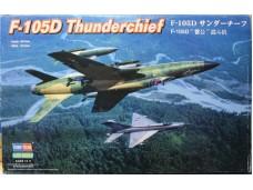 HOBBY BOSS F-105D Thunderchief NO.80332