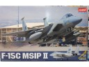 ACADEMY F-15C MSIP II 1/48 NO.12221