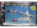 AMT F-100D/F-4E/F-16A Thunderbirds 1/72 NO.8228