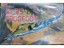 TSUKUDA HOBBY Sukhoi Su-25 Frogfoot 1/72 NO.S05