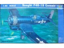TRUMPETER 小號手 Vought F4U-1D Corsair 1/32 NO.02221