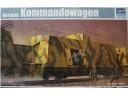 TRUMPETER 小號手 German Kommandowagen 1/35 NO.01510