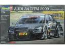"""REVELL Audi A4 DTM 2009 """"Timo Scheider"""" 1/24 NO.07176"""