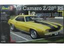 REVELL 1969 Camaro Z/28 RS 1/25 NO.07081
