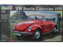 REVELL VW Beetle Cabriolet 1970 1/24 NO.07078