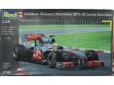 REVELL McLaren MP4-25 Mercedes Lewis Hamilton 1/24 NO.07096