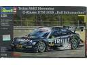 REVELL Mercedes-Benz C-Klasse DTM 2009 Ralf Schumacher 1/24 NO.07128