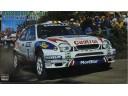 HASEGAWA 長谷川 Toyota Corolla WRC 1999 Finland Rally 1/24 NO.20206