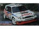"HASEGAWA 長谷川 ""Esso HF Grifone"" Toyota Corolla WRC IRC Messina Rally 1998 1/24 NO.20201"