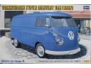 HASEGAWA 長谷川 Volkswagen Type 2 Delivery Van 1967 1/24 NO.HC-9/21209