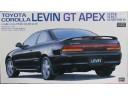 HASEGAWA 長谷川 Toyota Corolla Levin GT Apex 1/24 NO.20254