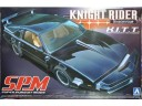 AOSHIMA 青島 Knight Rider Season four K.I.T.T. 1/24 NO.043554