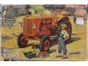 UNIVERSAL HOBBIES Renault R3042 Tractor 1950 拖拉機 1/16 合金工程車完成品 NO.2227