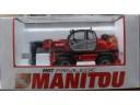 ROS MANITOU MRT 2150 PRIVILEGE 吊車 合金工程車模型完成品 NO.801011