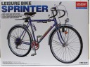 ACADEMY LEISURE BIKE SPRINTER 腳踏車模型 1/8 NO.15603