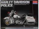 ACADEMY HARLEY DAVIDSON POLICE 1/10 NO.1549