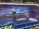 """EASY MODEL 美國SSN-688""""格杉磯""""號核潛艇 1/700 NO.37305"""
