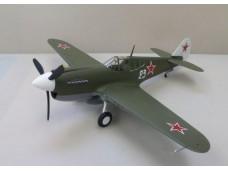 P40 P-40 (蘇聯塗裝) 比例1/48 飛機完成品 EASY MODEL 39314