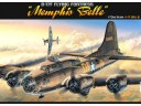 ACADEMY B-17F 15th Air Force Limited Edition 1/72 NO.12436