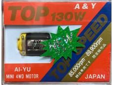 愛瑜模王AY 四驅車馬達 TOP SPEED RPM 85000~89900  M120