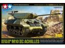 TAMIYA 比例 1/48 軍事系列 英國坦克殲擊車 M10 IIC 阿喀琉斯 組裝模型 需黏著+上色 32582