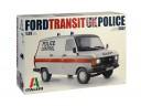 Italeri FORD TRANSIT UK POLICE 3657 - Scala 1 : 24
