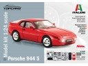 Italeri Porsche 944 S 3659 - Scala 1 : 24