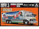 Aoshima 貨櫃車 比例 1/32 卡車 需拼裝上色 012888